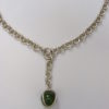 fiona-Ychain with gem-925sterlingsilver